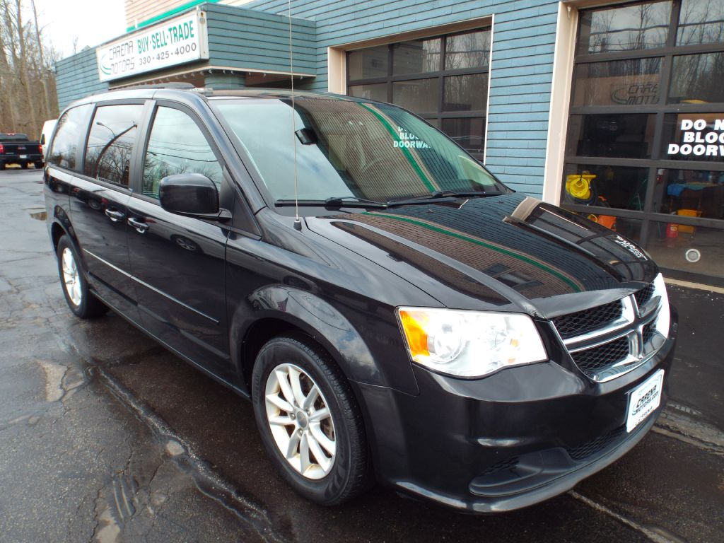2014 DODGE GRAND CARAVAN SXT for sale at Carena Motors