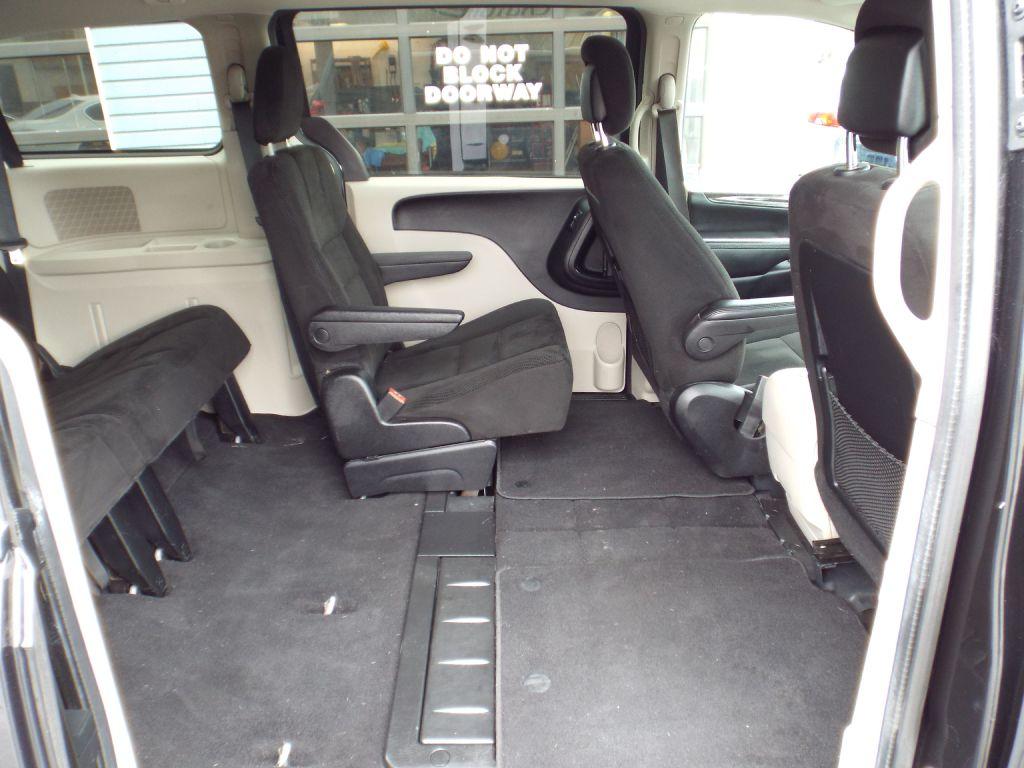 2014 DODGE GRAND CARAVAN SXT for sale at Carena Motors