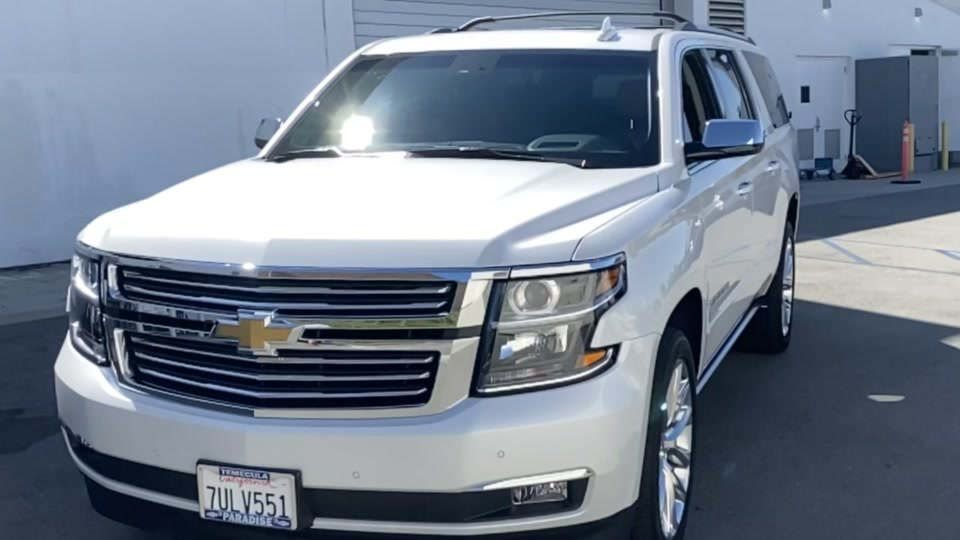 2019-CHEVROLET-SUBURBAN-1500 PREMIER-FOR-SALE-Twinsburg-Ohio for sale at Carena Motors