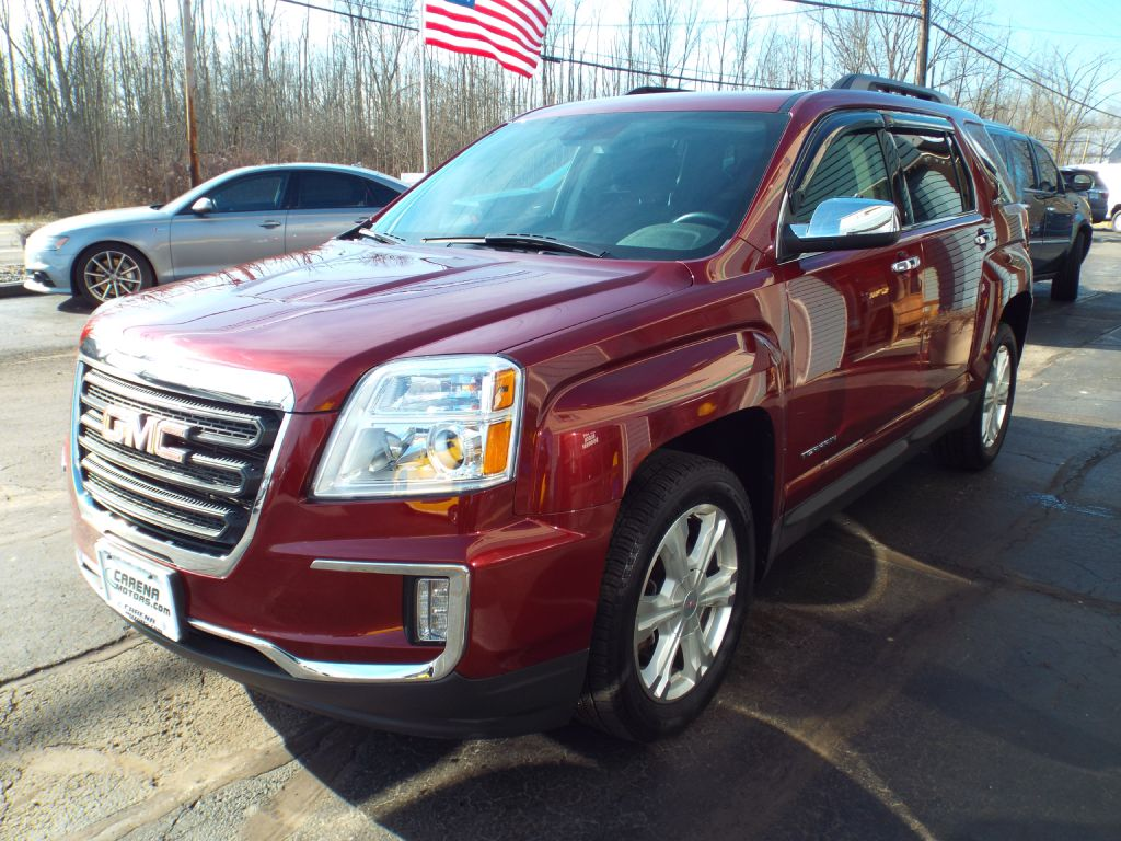 2017 GMC TERRAIN SLE for sale at Carena Motors