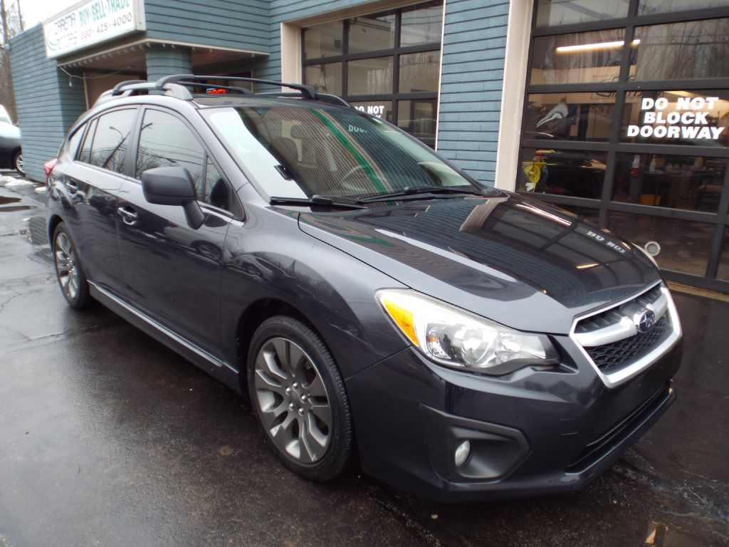2014 SUBARU IMPREZA SPORT LIMITED for sale at Carena Motors