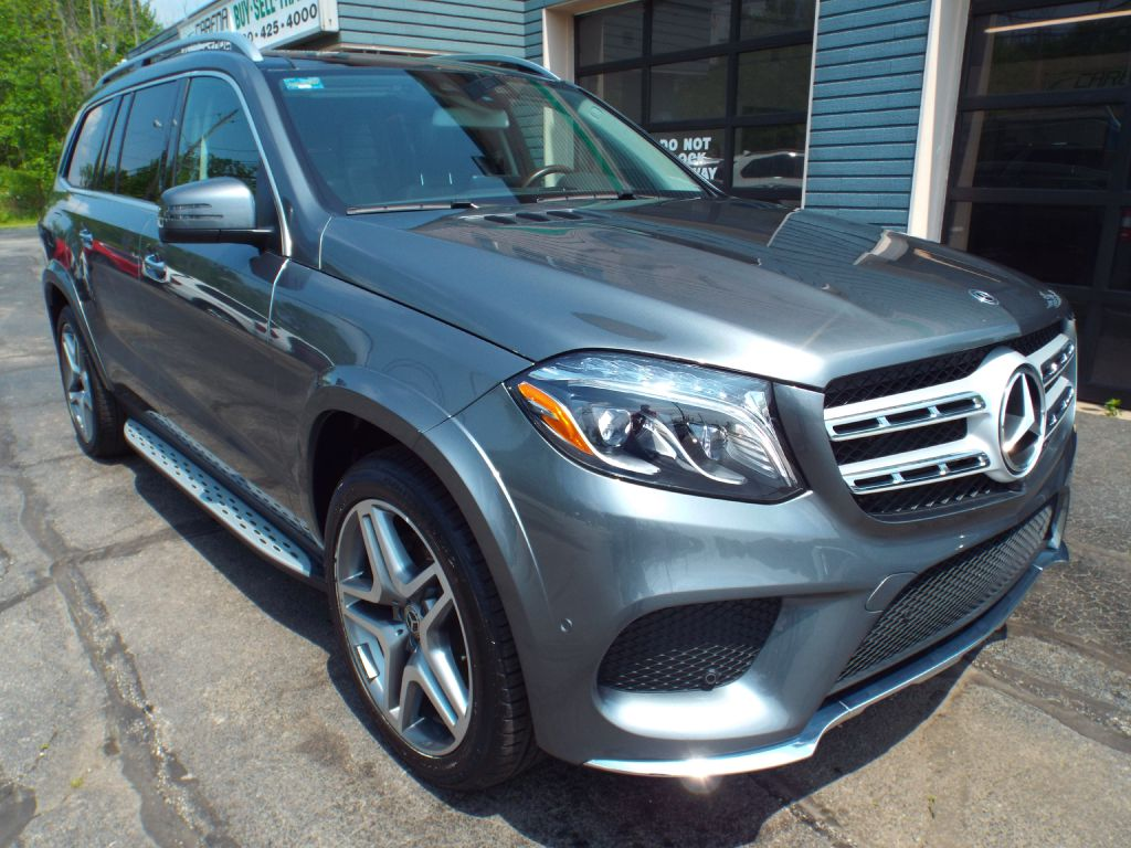 2019 MERCEDES-BENZ GLS 550 4MATIC for sale at Carena Motors