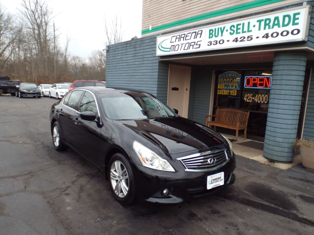 2010 INFINITI G37  for sale at Carena Motors