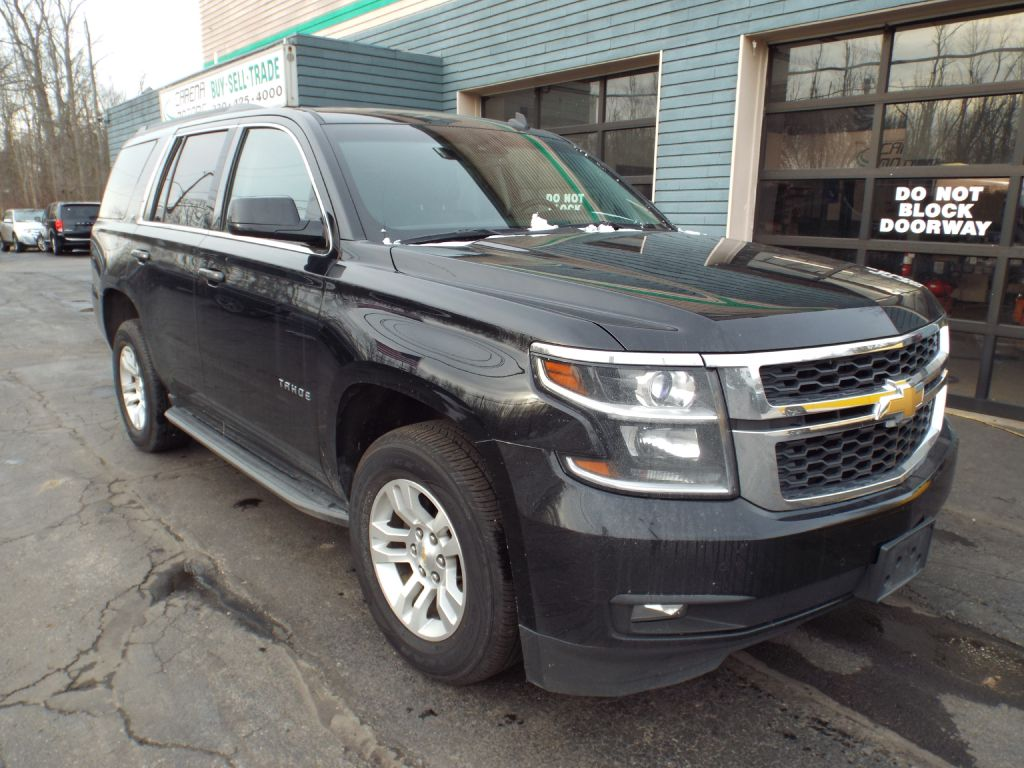 2015-CHEVROLET-TAHOE-1500 LT-FOR-SALE-Twinsburg-Ohio for sale at Carena Motors