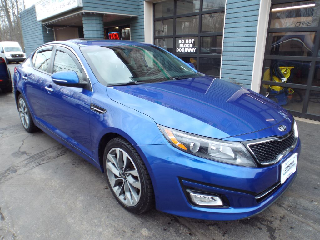 2014 KIA OPTIMA SX for sale at Carena Motors