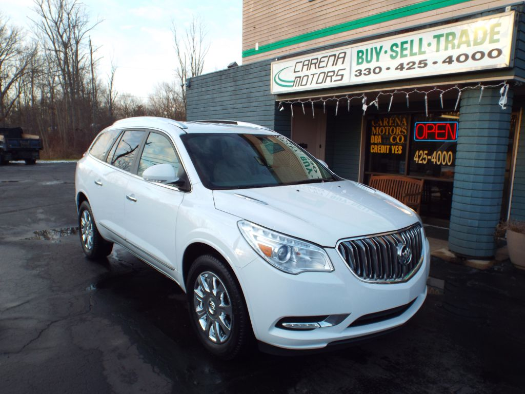 2016-BUICK-ENCLAVE--FOR-SALE-Twinsburg-Ohio for sale at Carena Motors