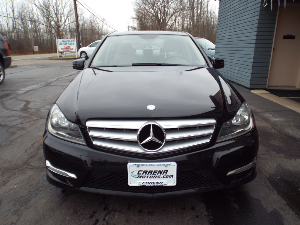 2013 MERCEDES-BENZ C-CLASS C 300 SPORT 4MATIC for sale at Carena Motors