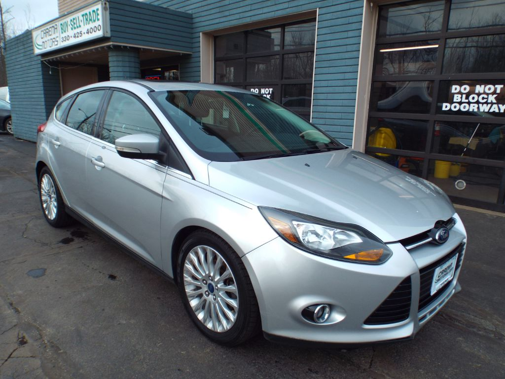 2012 FORD FOCUS TITANIUM for sale at Carena Motors
