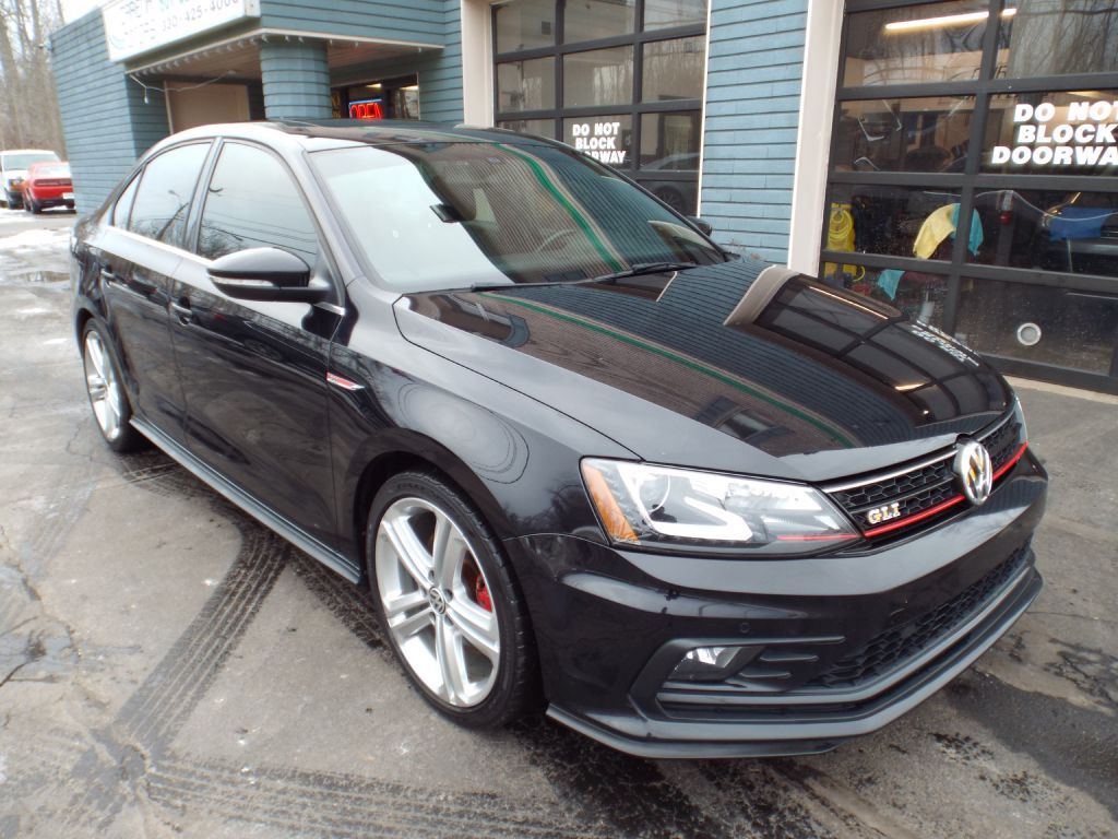 2016 VOLKSWAGEN JETTA GLI SEL for sale at Carena Motors