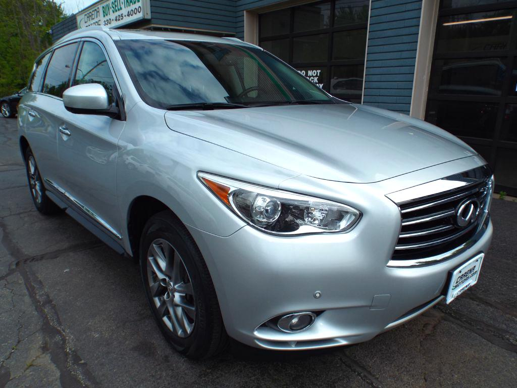 2013 INFINITI JX35  for sale at Carena Motors