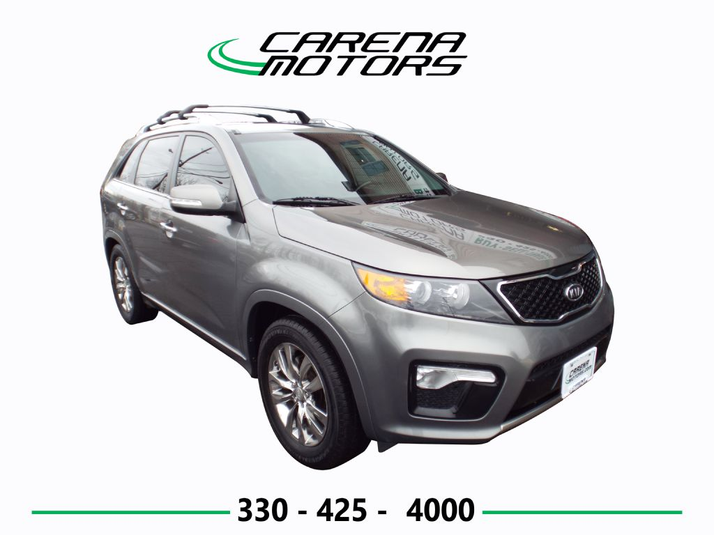 2013 KIA SORENTO SX for sale at Carena Motors