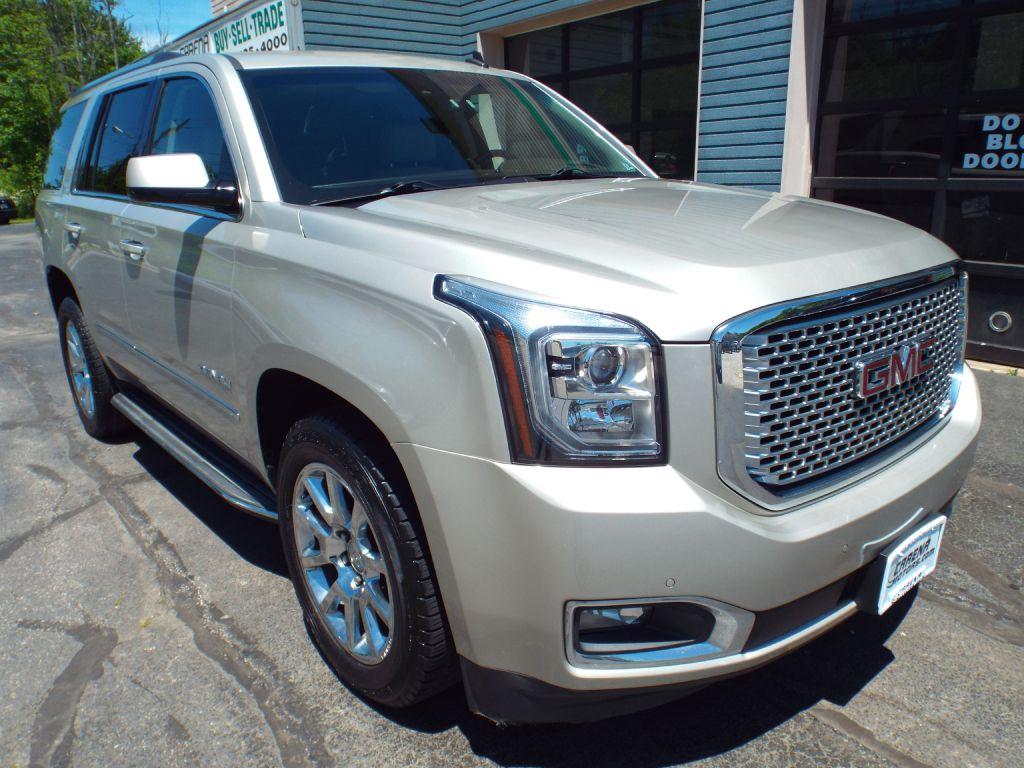 2015 GMC YUKON DENALI for sale at Carena Motors