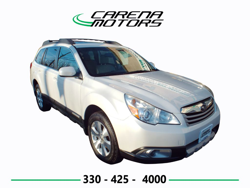 2010 SUBARU OUTBACK 3.6R LIMITED for sale at Carena Motors