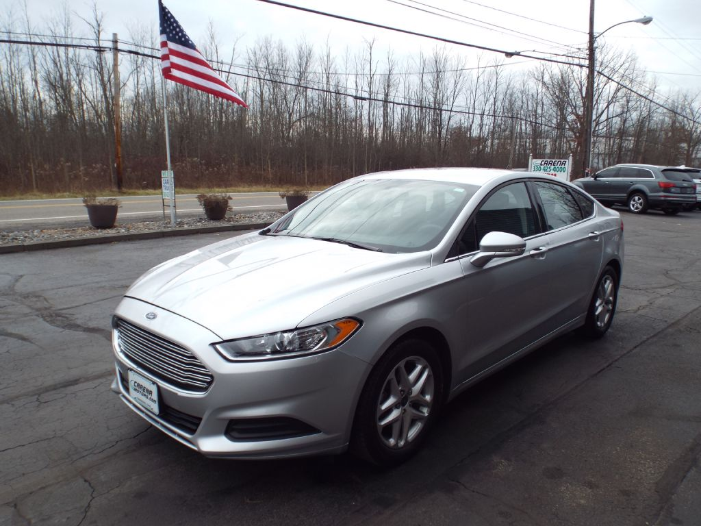2014 FORD FUSION SE for sale at Carena Motors