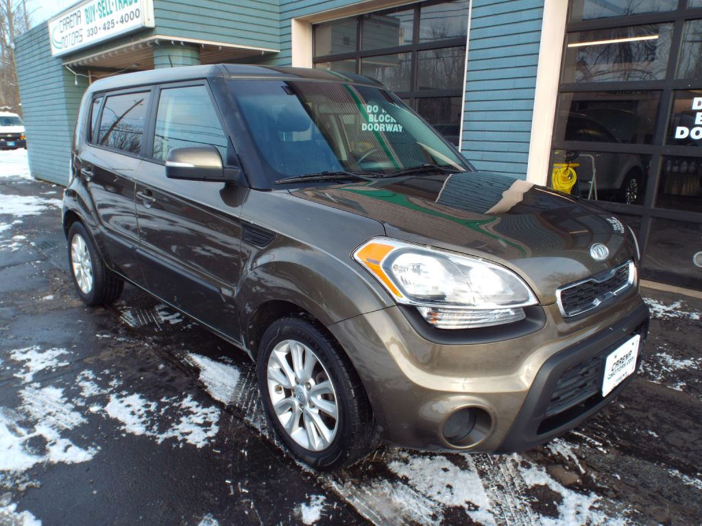2012 KIA SOUL + for sale at Carena Motors