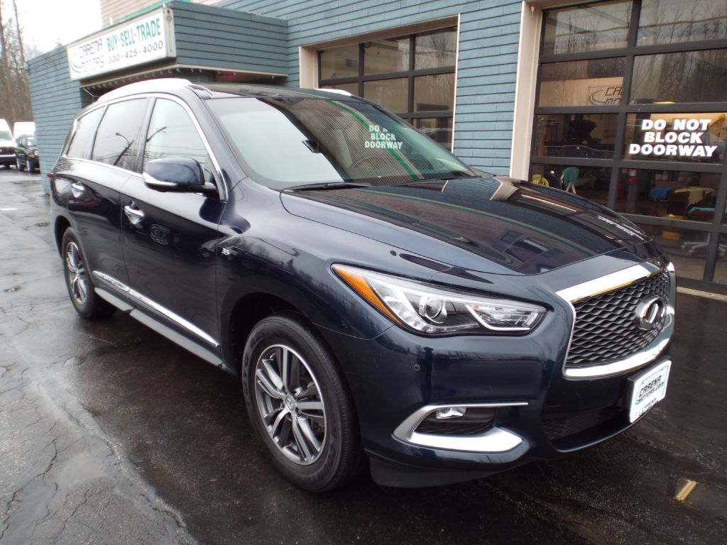 2016 INFINITI QX60  for sale at Carena Motors
