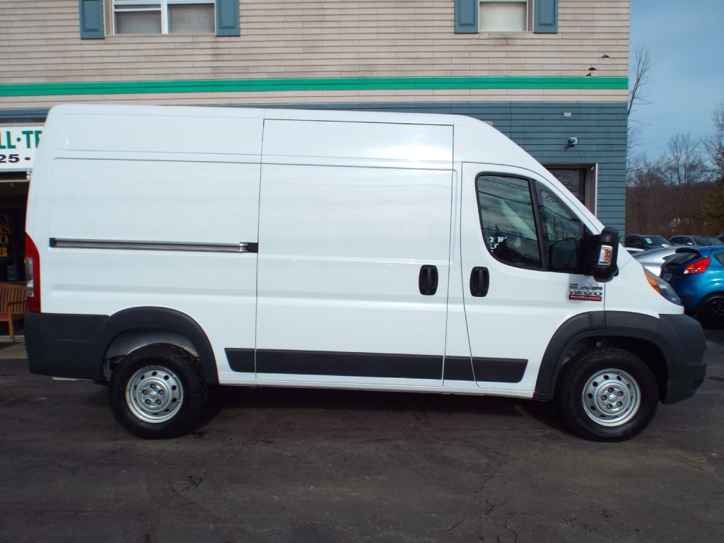2017 RAM PROMASTER 1500 1500 HIGH for sale at Carena Motors