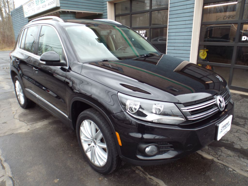2012 VOLKSWAGEN TIGUAN S for sale at Carena Motors