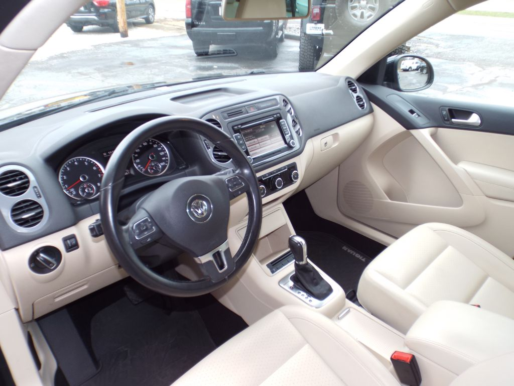 2012 VOLKSWAGEN TIGUAN S for sale at Carena Motors