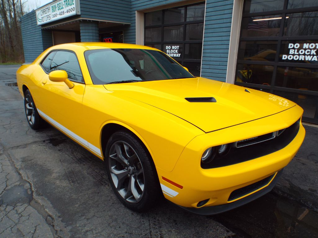 2017 DODGE CHALLENGER SXT for sale at Carena Motors