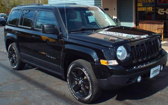 2014 JEEP PATRIOT SPORT for sale in Twinsburg, Ohio