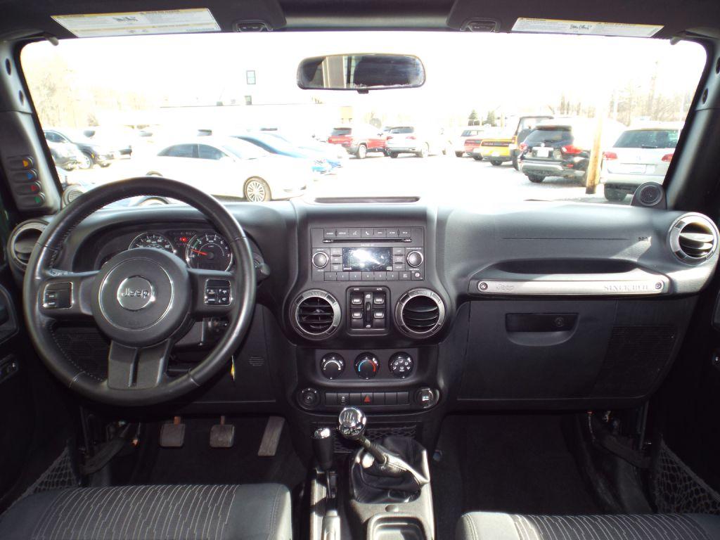 2011 JEEP WRANGLER UNLIMI SPORT for sale at Carena Motors
