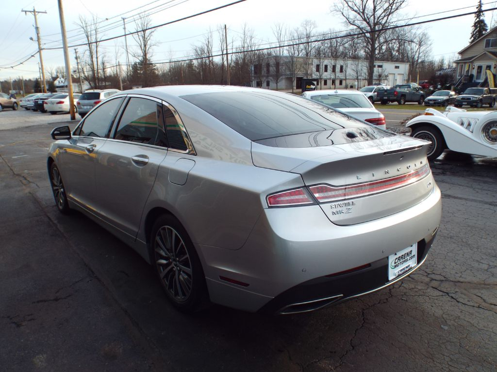 2017 LINCOLN MKZ PREMIERE for sale at Carena Motors