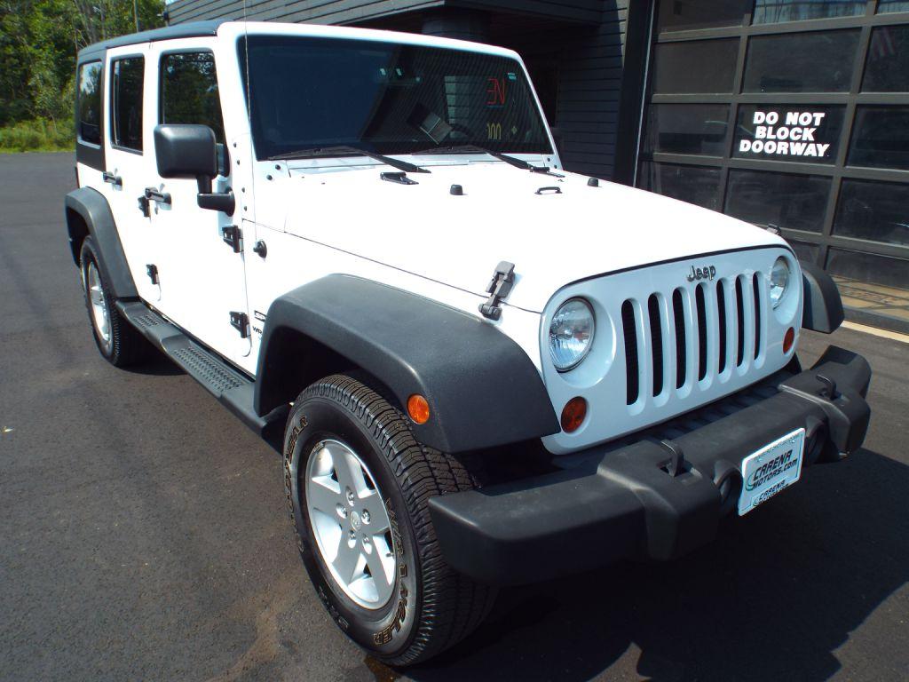 2013 JEEP WRANGLER UNLIMI SPORT for sale at Carena Motors
