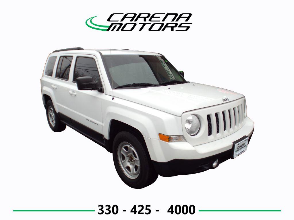 2014 JEEP PATRIOT SPORT for sale at Carena Motors