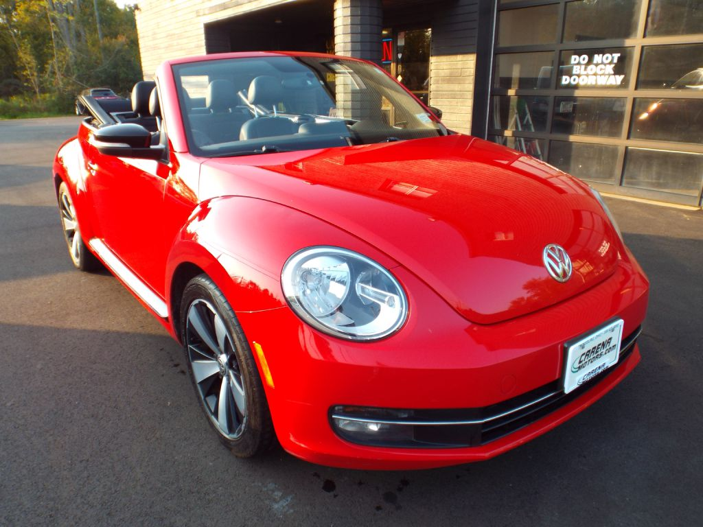 2013-VOLKSWAGEN-BEETLE-TURBO-FOR-SALE-Twinsburg-Ohio for sale at Carena Motors
