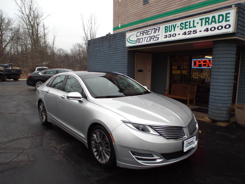 2013-LINCOLN-MKZ-HYBRID-FOR-SALE-Twinsburg-Ohio for sale at Carena Motors