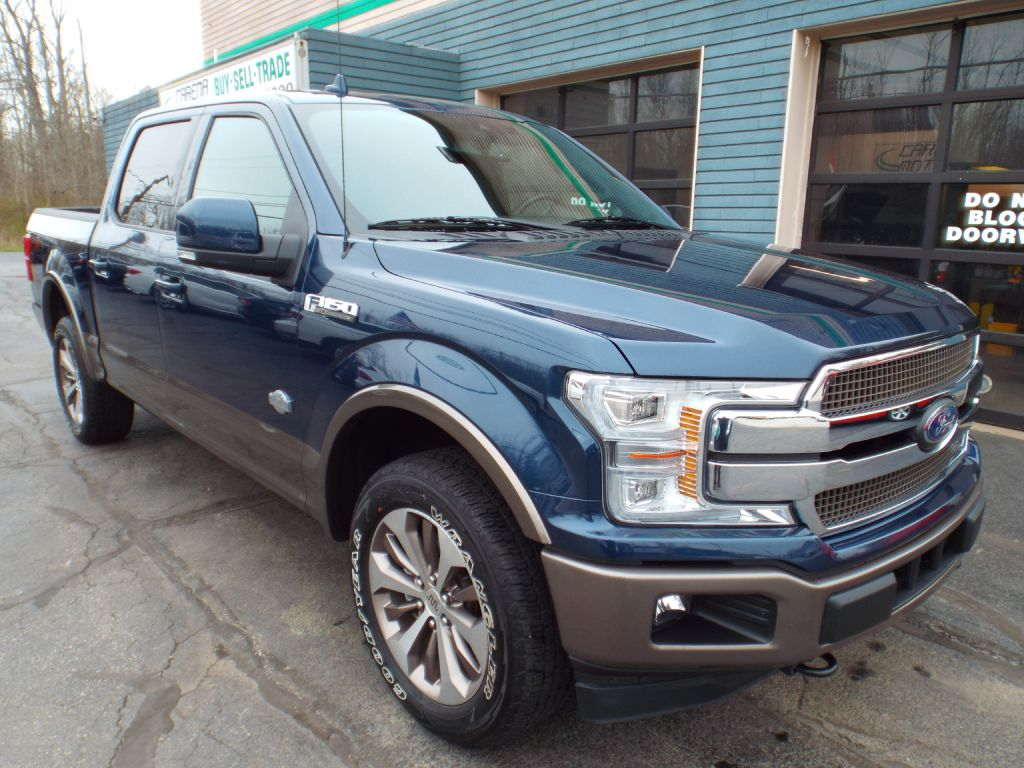 2019 FORD F150 SUPERCREW for sale at Carena Motors
