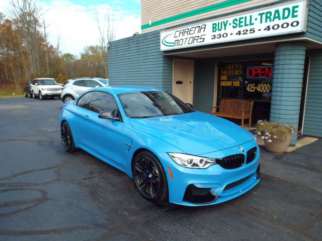 2016 BMW M4 BASE for sale in Twinsburg, Ohio