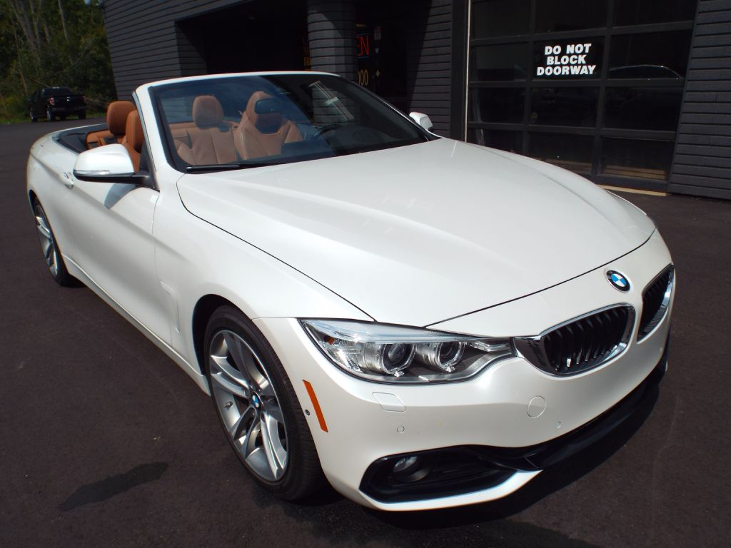 2016 BMW 428 I SULEV for sale at Carena Motors