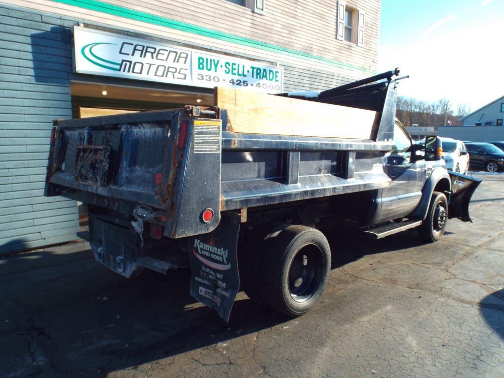 2010 FORD F550 SUPER DUTY for sale at Carena Motors