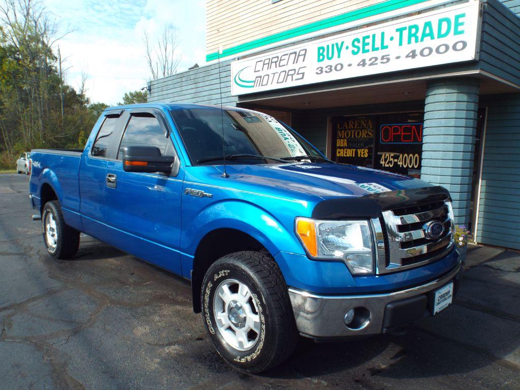 2010 FORD F150 SUPER CAB for sale in Twinsburg, Ohio