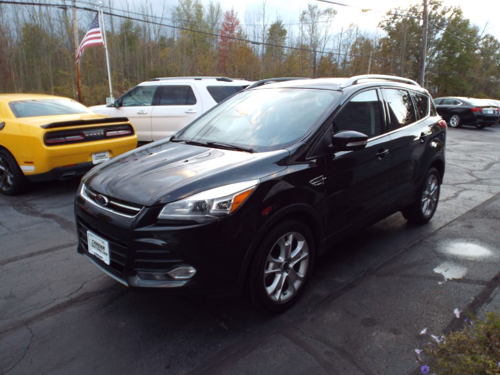 2015 FORD ESCAPE TITANIUM for sale at Carena Motors