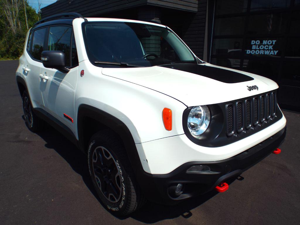 2016 JEEP RENEGADE TRAILHAWK for sale at Carena Motors