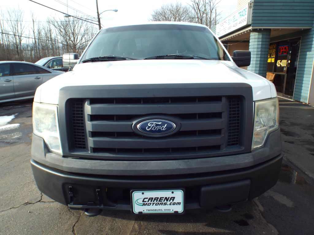 2011 FORD F150  for sale at Carena Motors