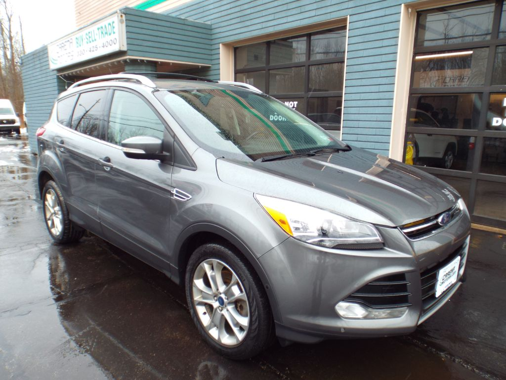 2014 FORD ESCAPE TITANIUM for sale at Carena Motors