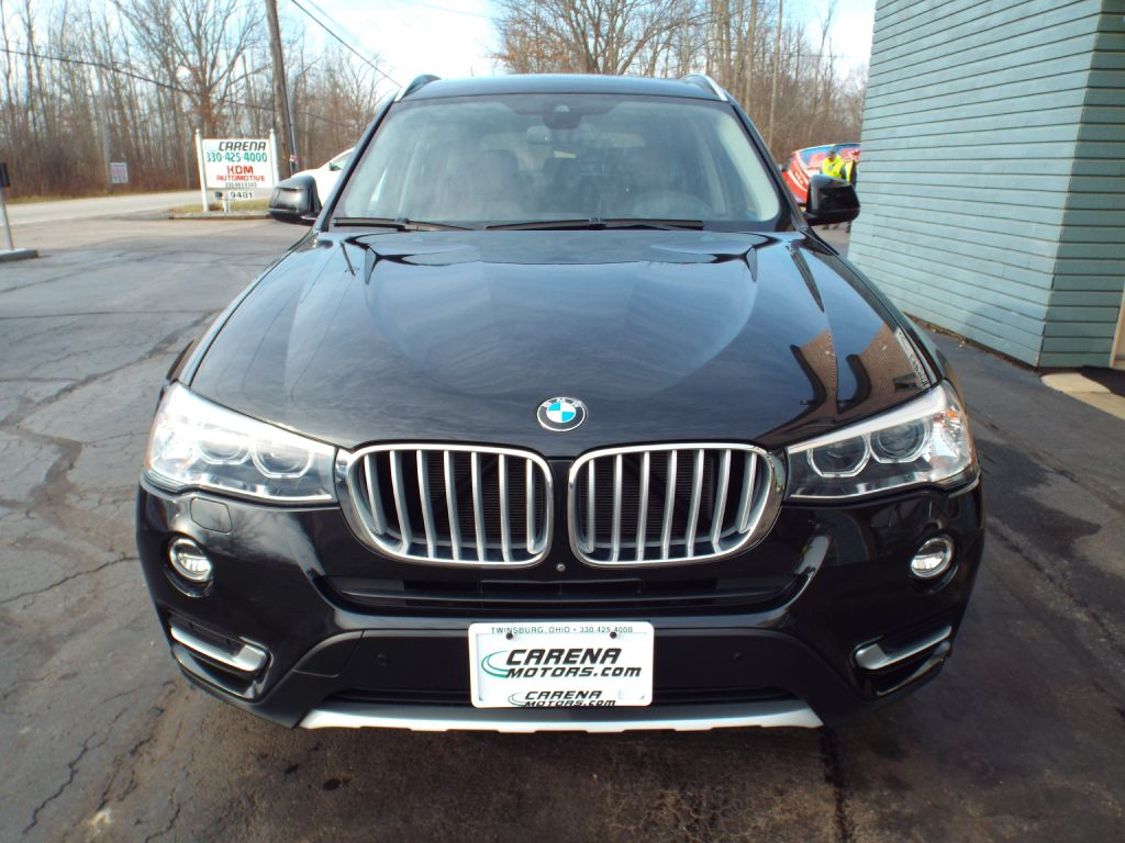 2017 BMW X3 XDRIVE35I for sale at Carena Motors
