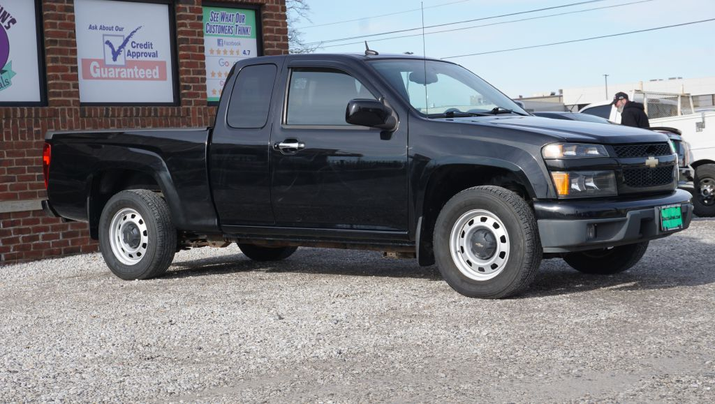 2012 CHEVROLET COLORADO  for sale at Zombie Johns