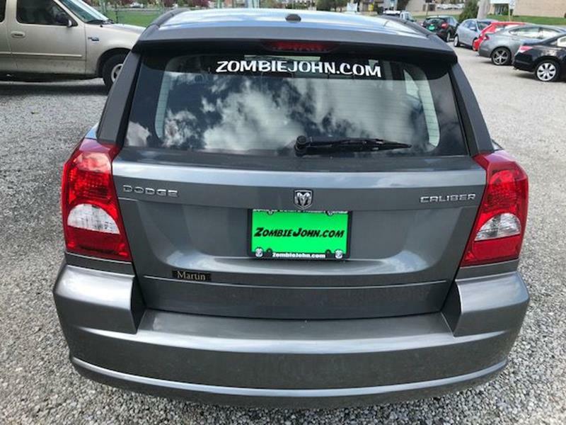 2012 DODGE CALIBER SXT for sale at Zombie Johns
