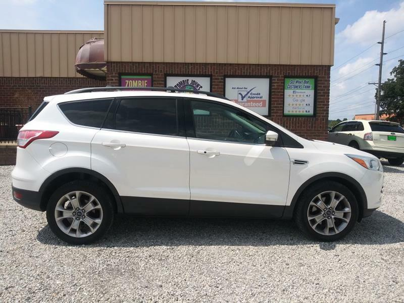 2013 FORD ESCAPE SEL for sale at Zombie Johns