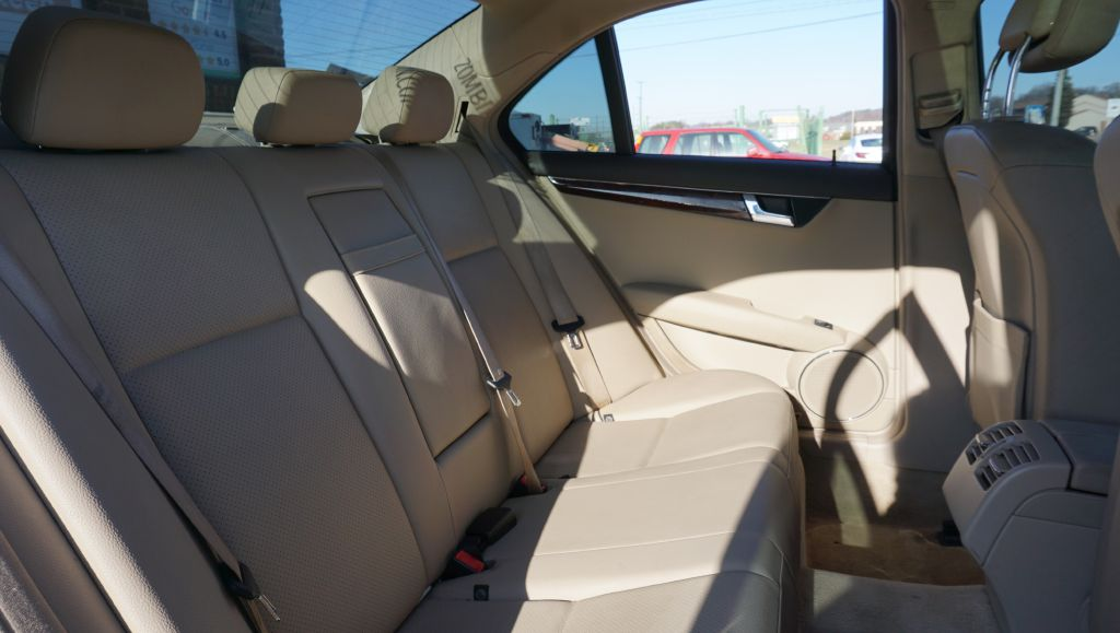 2010 MERCEDES-BENZ C-CLASS C300 4MATIC for sale at Zombie Johns