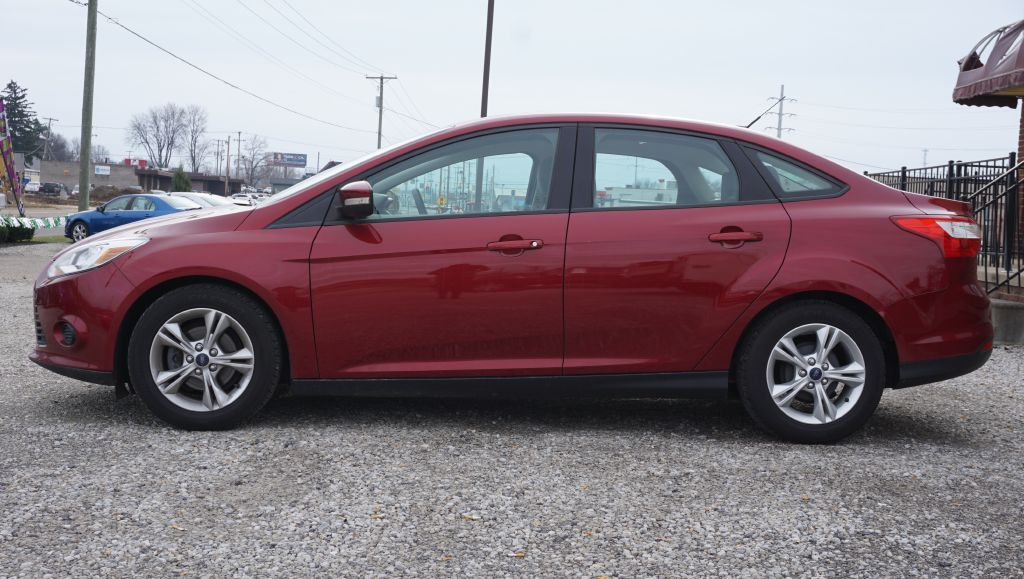 2014 FORD FOCUS SE for sale at Zombie Johns