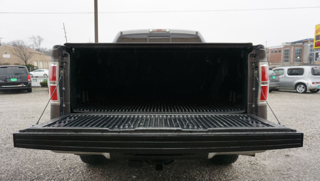 2010 FORD F150 SUPERCREW for sale at Zombie Johns