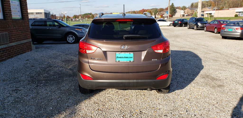 2014 HYUNDAI TUCSON GLS for sale at Zombie Johns