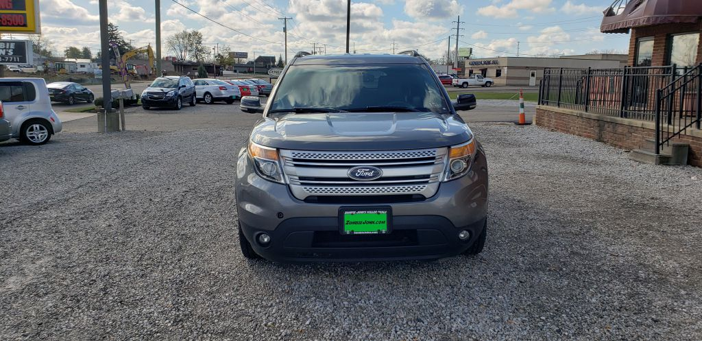 2012 FORD EXPLORER XLT for sale at Zombie Johns