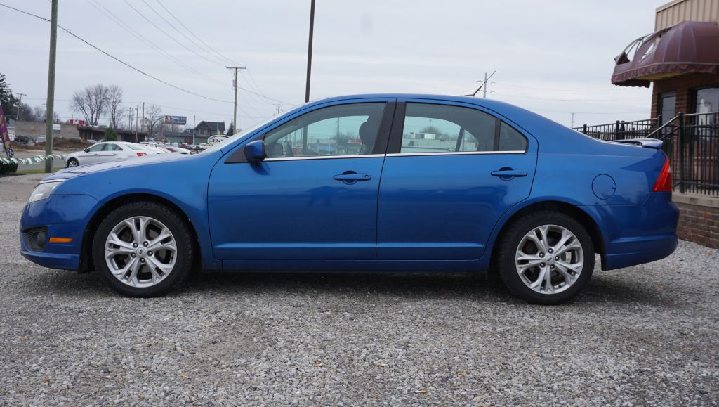 2012 FORD FUSION SE for sale at Zombie Johns